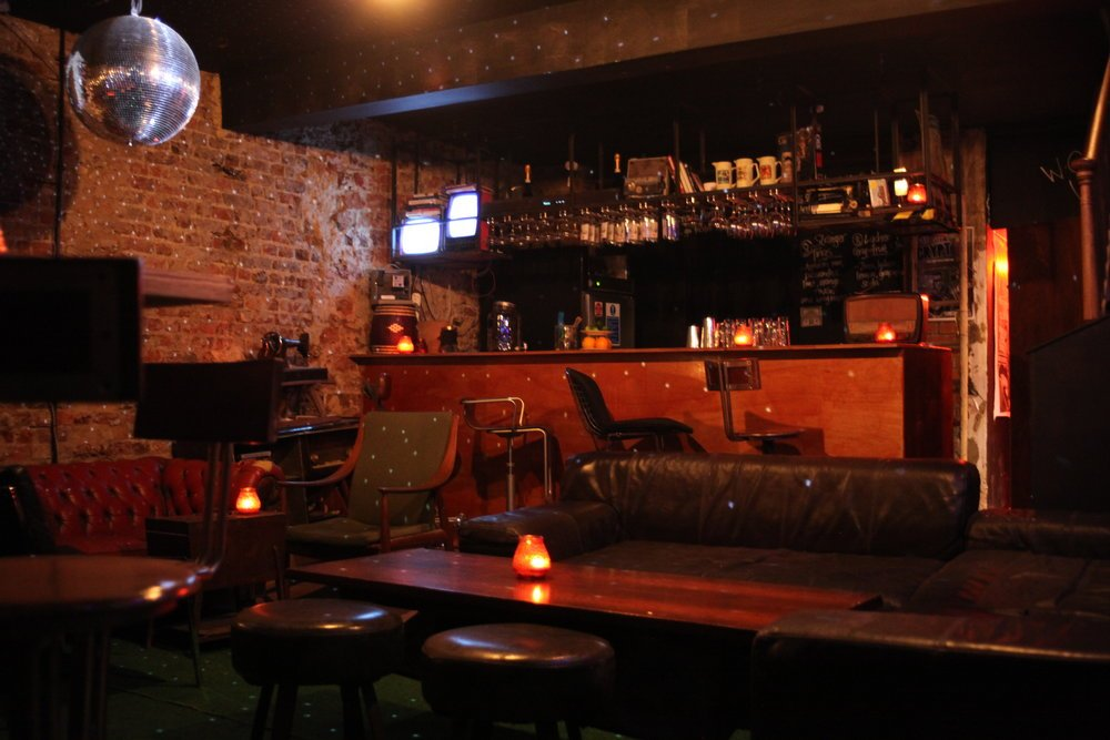 PRIVATE HIRE: THE CRYPT
