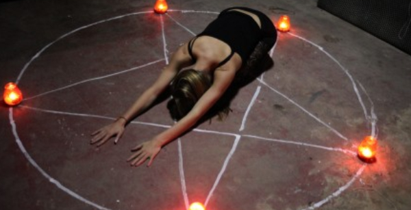VAMPIRE YOGA – CLEANSING, PROVOCATIVE, SPIRITUAL AND DARK.