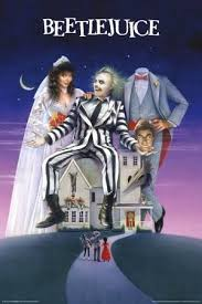Beetlejuice! Beetlejuice! Beetlejuice! Free screening in The Crypt