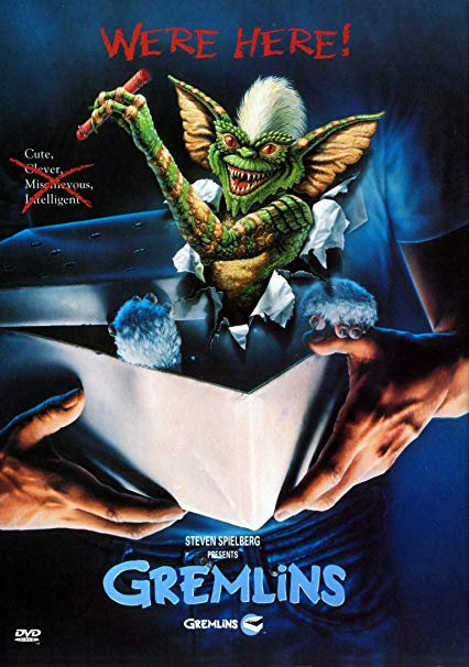 GREMLINS in The Crypt. Thursday night is Movie Night!