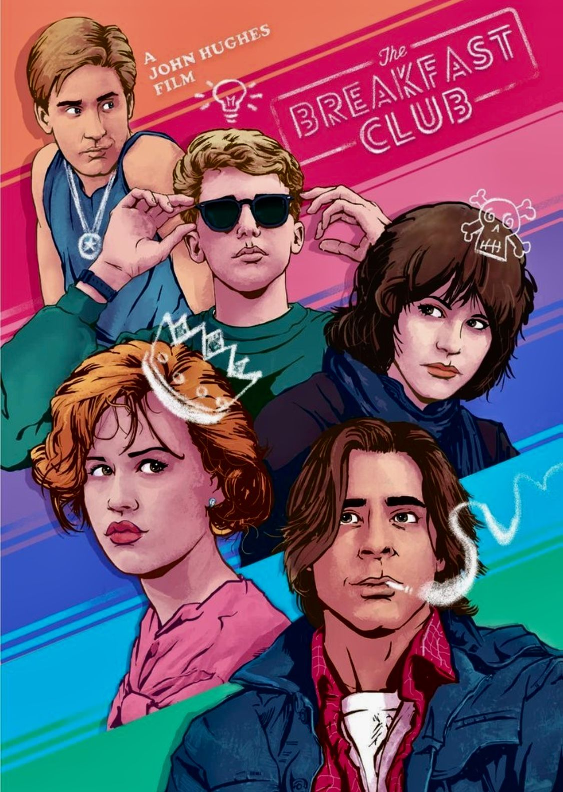 Film & Food Friday's – The Breakfast Club