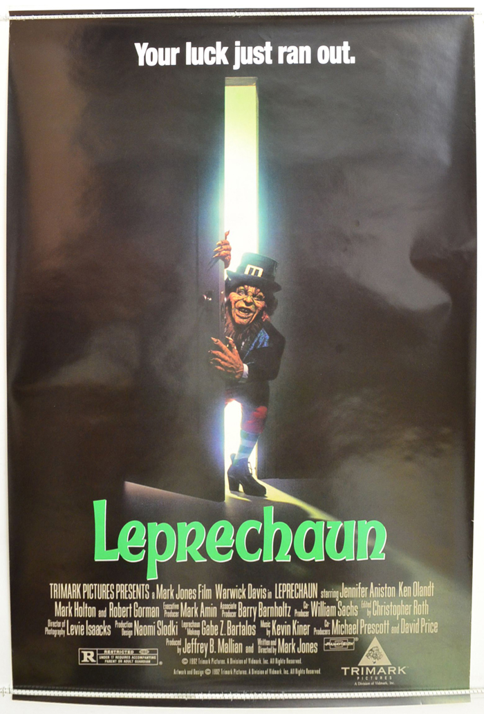 LEPRECHAUN Screening This Patricks Day in association with Bushmills Whiskey